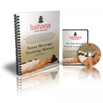 Hahana Stone Massage Training Manual & DVD Pack