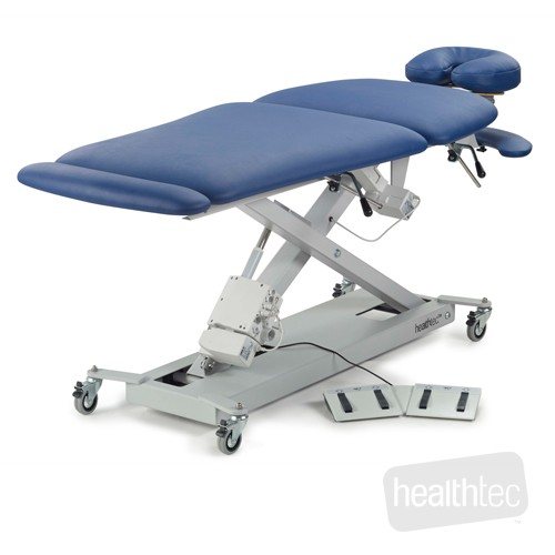 SX Contour Mid-Lift - Electric Lift/Power Lift Massage Table