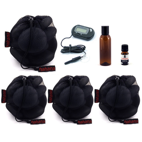 Accessories Pack - Deluxe (with Sandalwood EO)