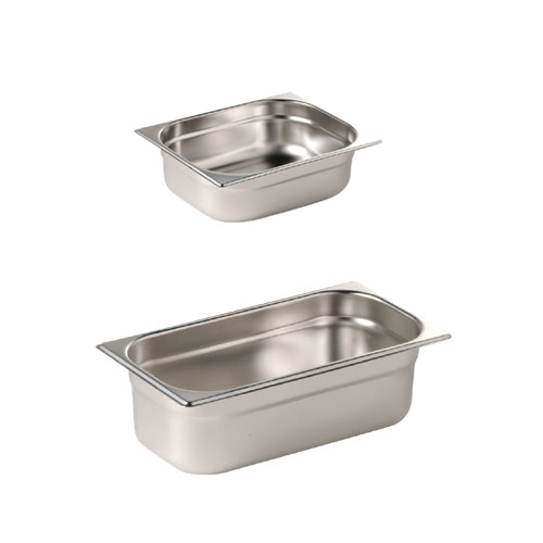 Stainless Steel Bowls Pack - Small & Medium