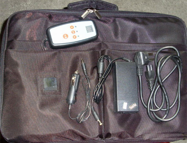 Mobile Hot Stone Massage Heater Bag